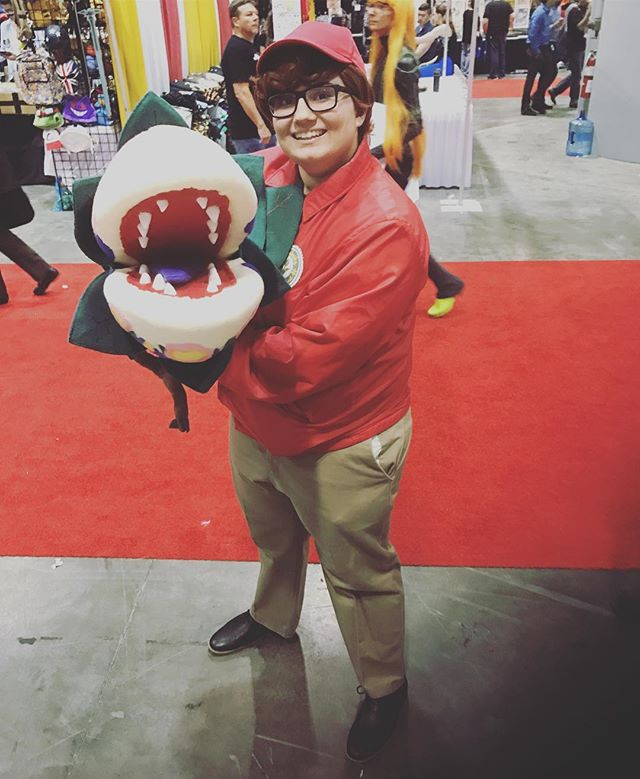 LITTLE SHOP OF HORRORS! @megaconvention #cosplay