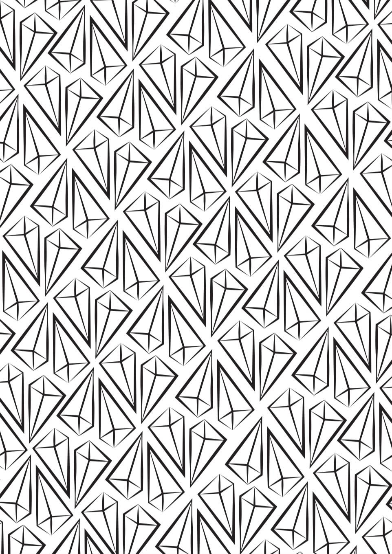 Shards Pattern Design