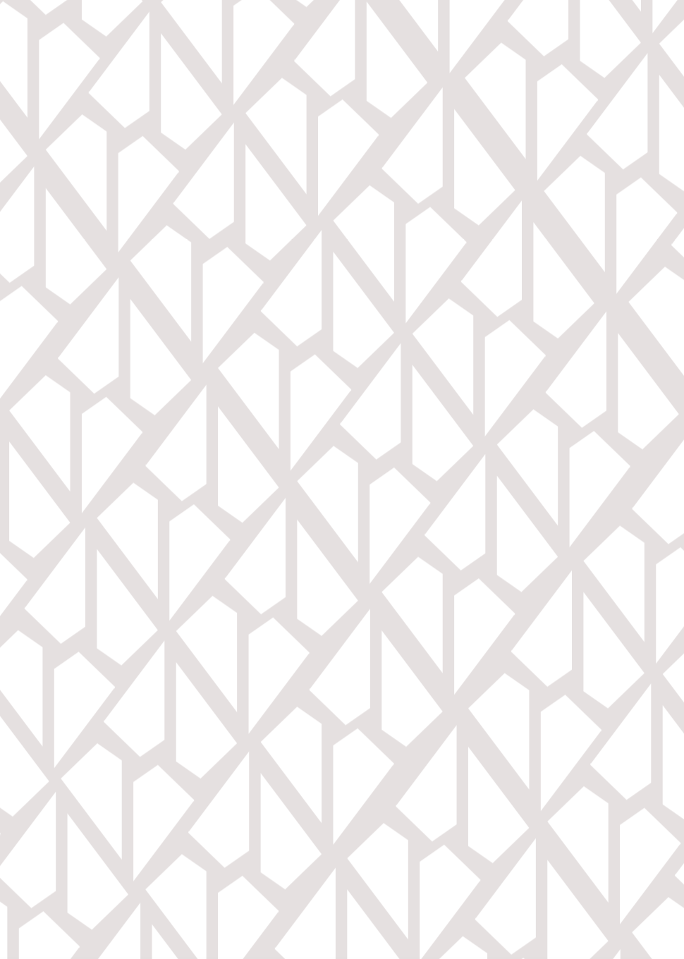 Facets Pattern Design