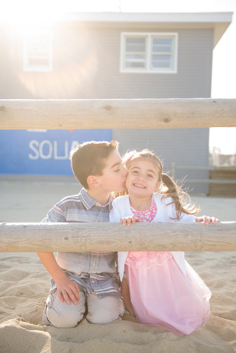 Cranford NJ family beach photography
