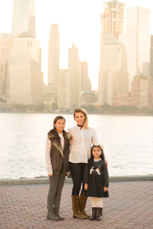 Jersey city family photography