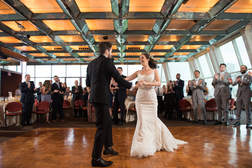 Kimmel center NYC wedding