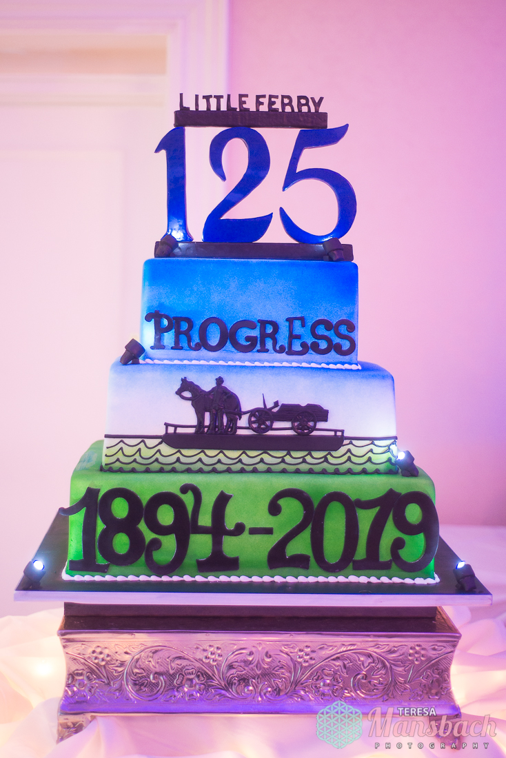 Carlos bakery Little Ferry 125 anniversary Cake