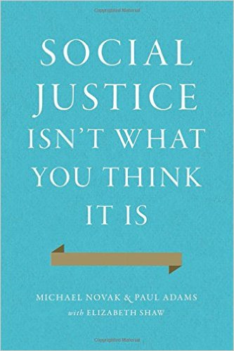Social Justice Book Cover