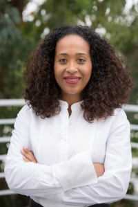 Naima Keith, Deputy Director and Chief Curator of the California African American Museum