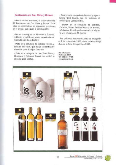 Revista IDE - Botella Boí