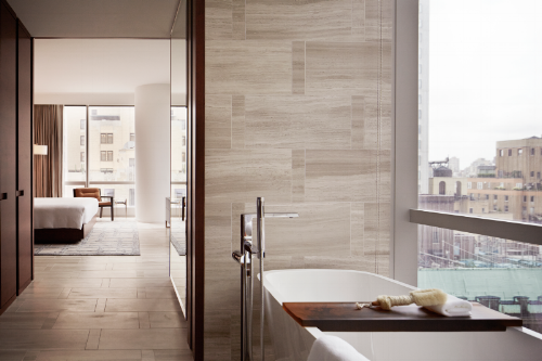 Park Hyatt New York. Image courtesy of Travellermade.