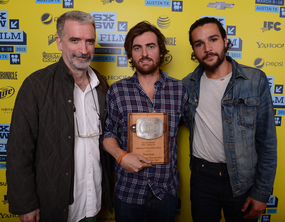Chris McCann (Actor), Carlos Puga (Director), Christopher Abbott (Actor)