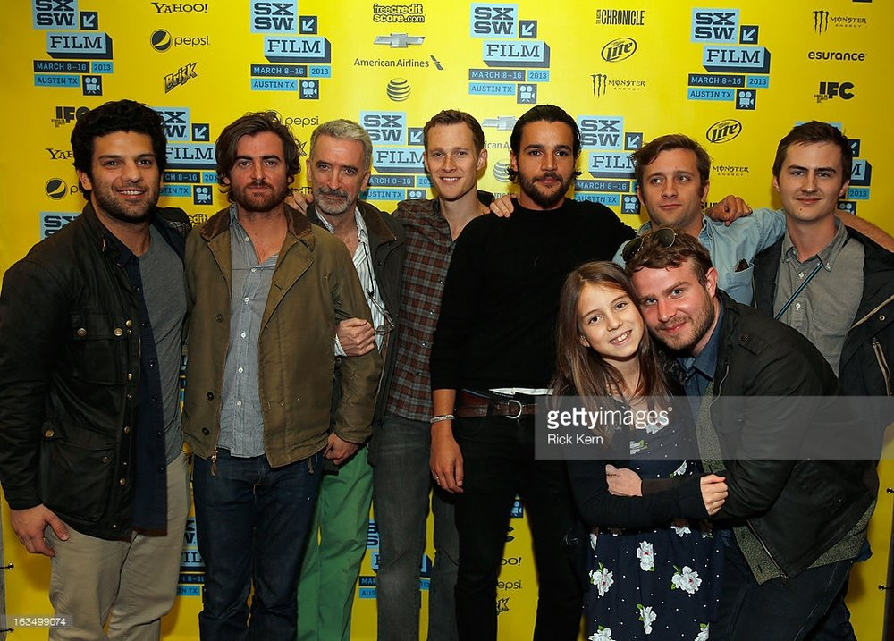 Grant Curatola (producer), Carlos Puga (Director), Chris McCann (actor), Dan Bitner (Actor), Christopher Abbott (Actor), McCabe Walsh (producer), Brett Potter (producer), Jacinta Puga (Actor), Brady Corbet (Editor)