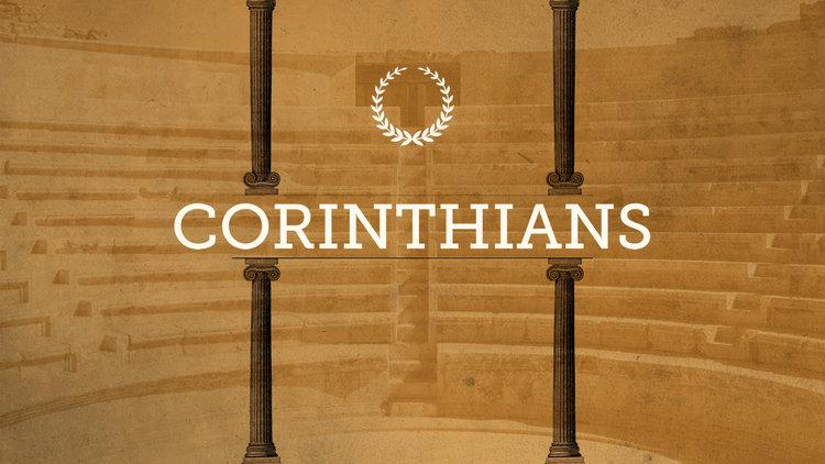 Corinthians Series — Sermons — Parkview Christian Church
