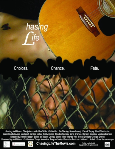 My first feature film, in which I wrote, produced and starred in - changed the course of my life.