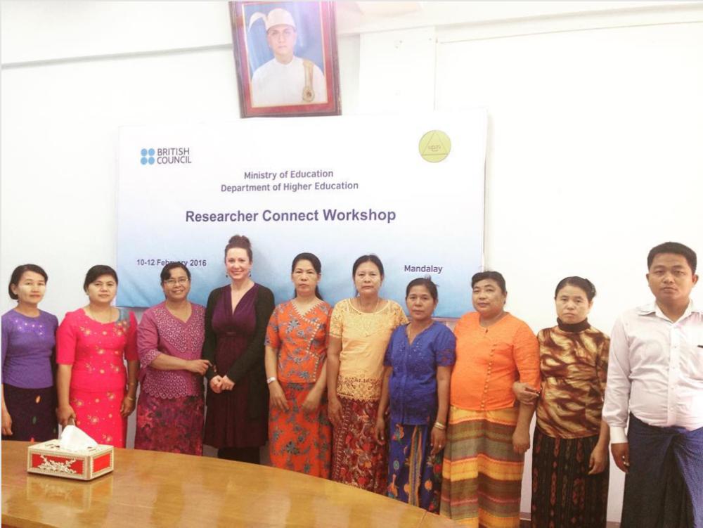 Mandalay Workshop