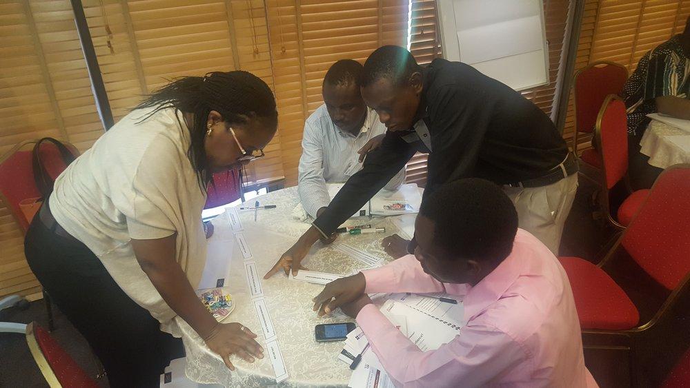 Nigeria Workshop