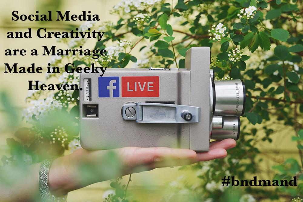 socialmedia&creativity