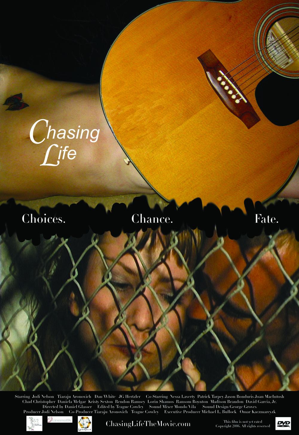 Chasing Life. -