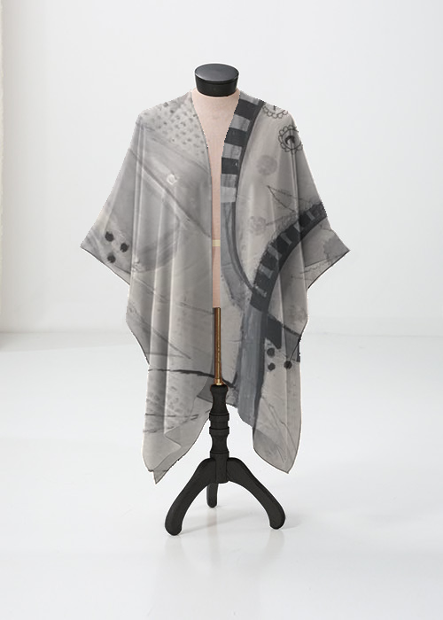 Check out Sheer Wraps & Accessories on Vida