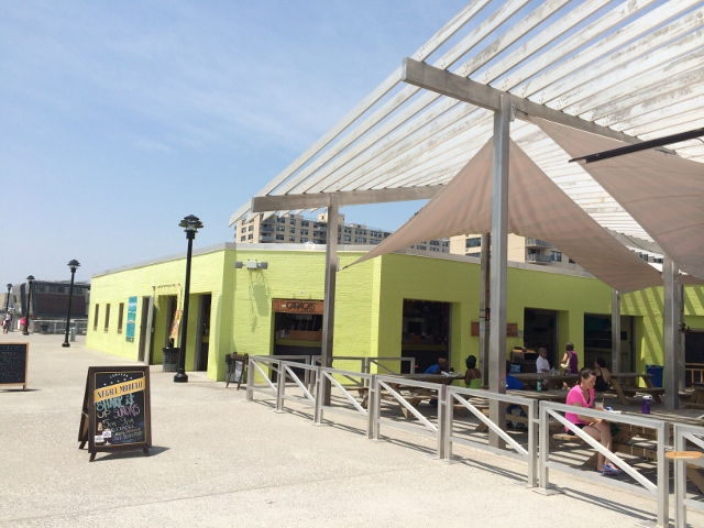 Rockaway Boardwalk Concessions