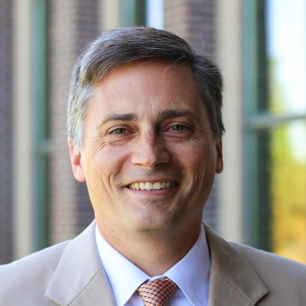 Mark Randle - Associate MinisterBio & Contact