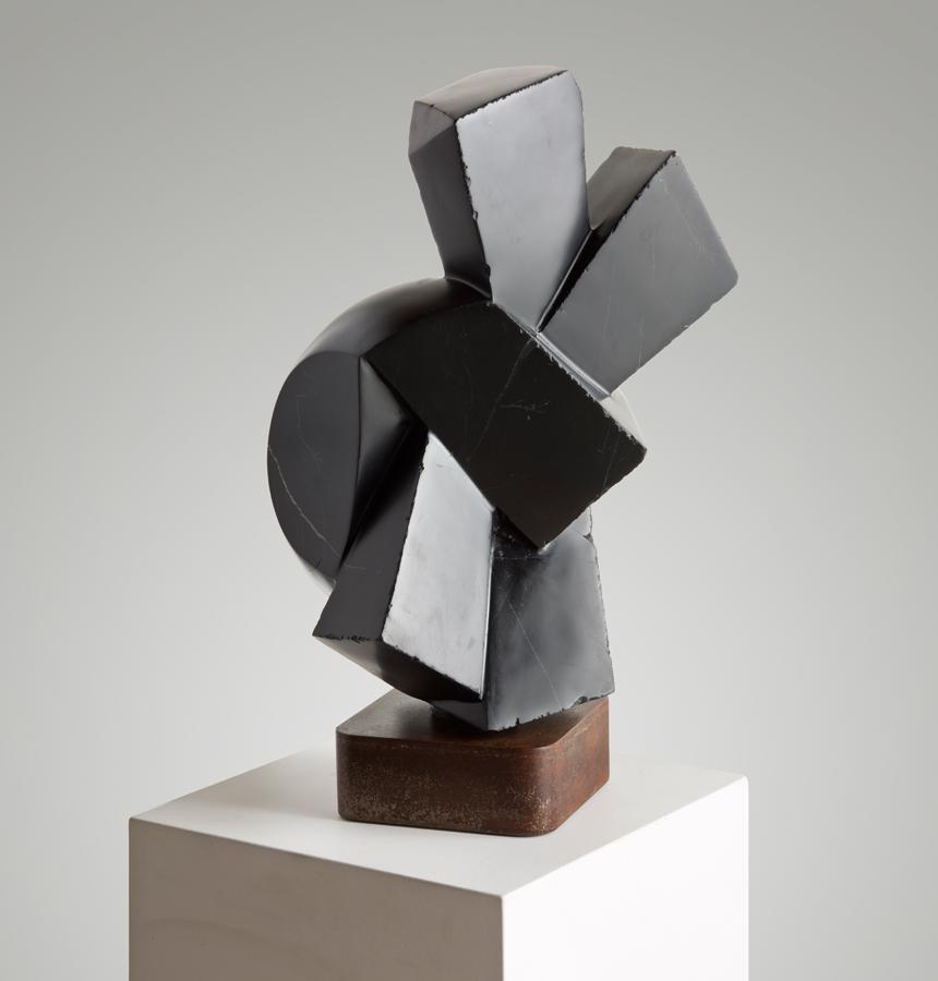 "N.M. Black Marble, 9 x 14 x 19.5""h *"