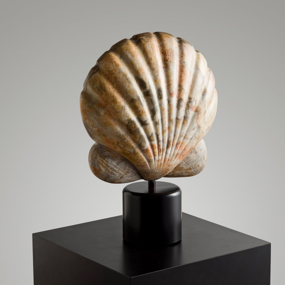 "Utah Alabaster, 4.5""x 12""x 16""h *"