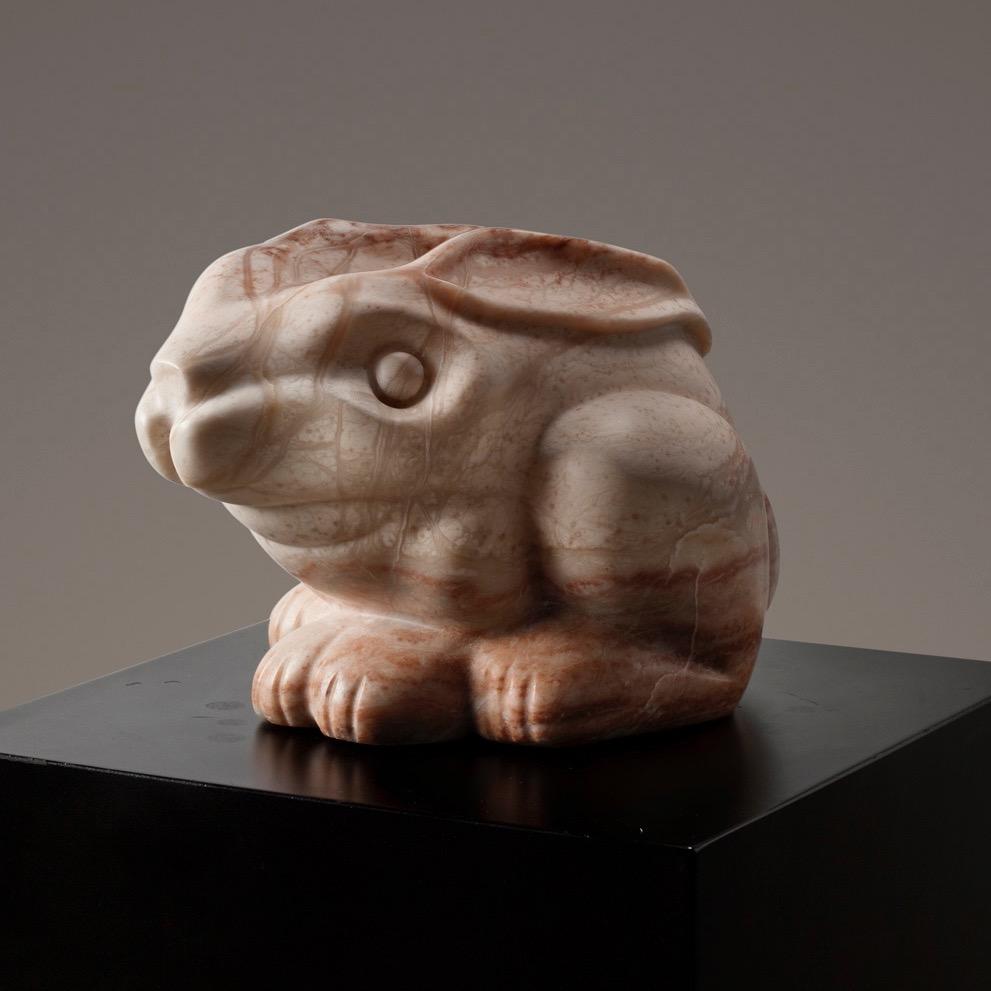 "Utah Alabaster, 11""x 8.5""x 7.5""h *"