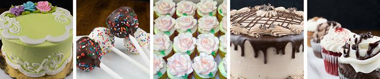 Cakes Marilyns Bakery Café