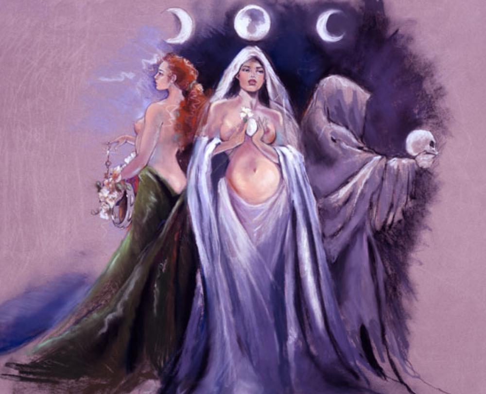 Maiden Mother Crone