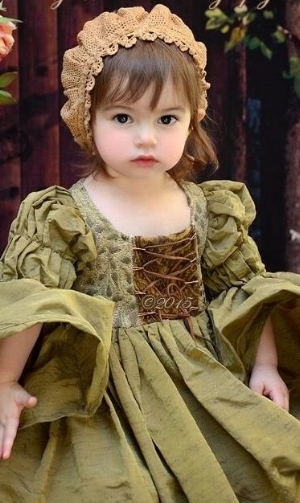 young maiden...