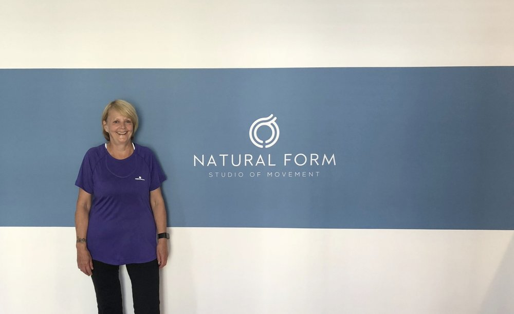Helen Wilson at The Natural Form Studio