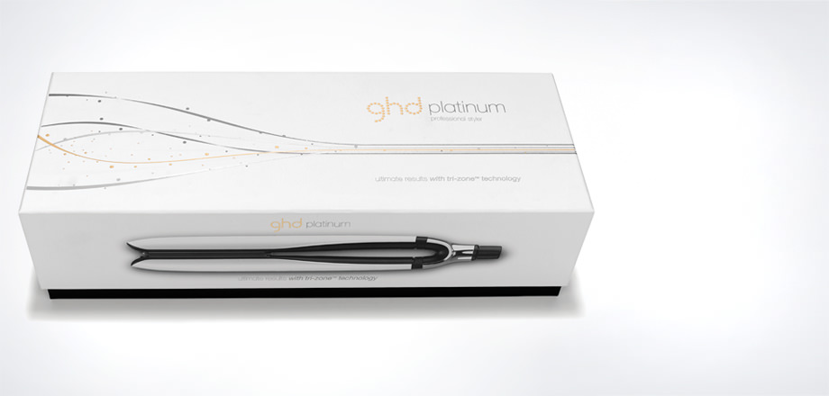 GHD PLATINUM® WHITE STYLER — Silks Hair d3712e1694b