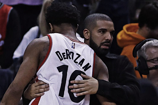 Uomo D'oro's favourite Raptor you will be missed. Thankful to have such talented and inspiring men represent our city. @demar_derozan is a true champion man and Toronto wishes him nothing but the best!