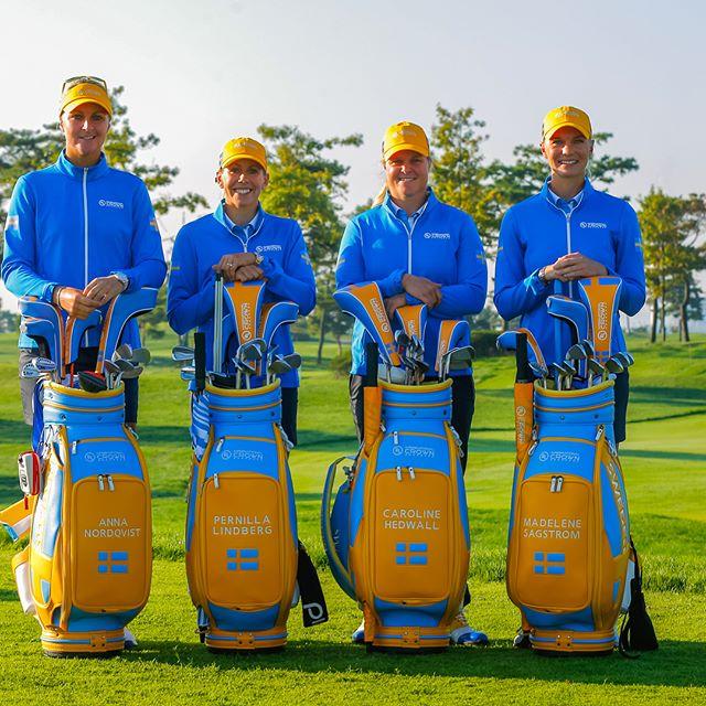 Team Sweden! 🇸🇪 @ulintlcrown