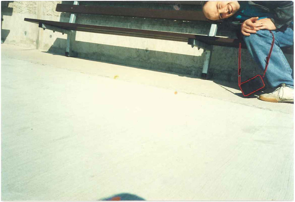 My first ever photograph. Taken with a Canon camera in 1989 at the pier in Bangor, Northern Ireland.