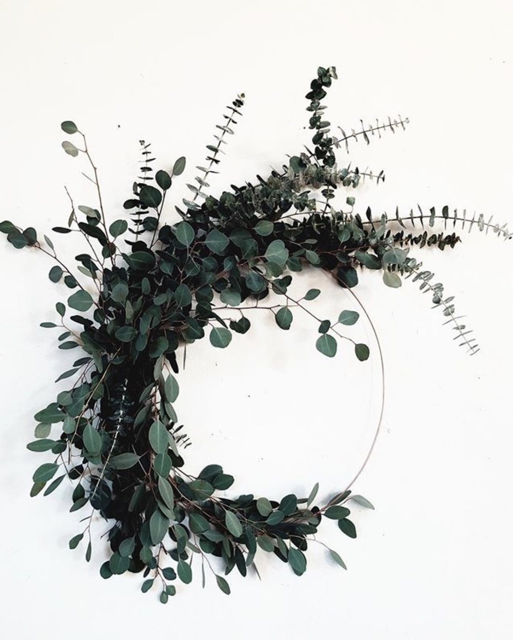 Ampersand - The darling of local bloggers for their picture-perfect space, Ampersand is always a safe bet for picking up a beautifully crafted wreath at a price point that leaves room for you to pick up a few blooms as well.