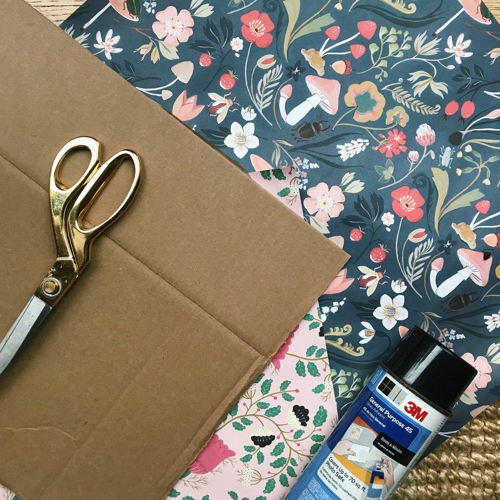 Creating Backsplash, DIY Ikea Play Kitchen | Design Confetti