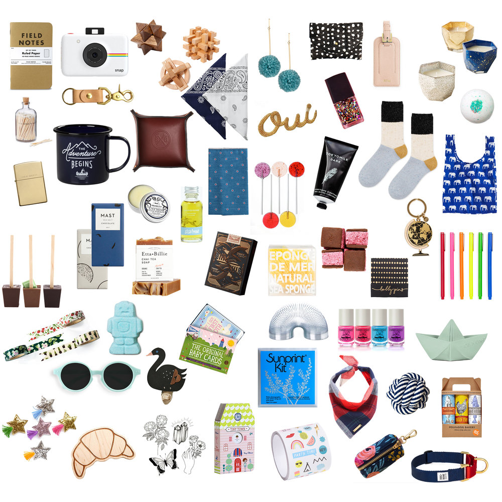 50 Stocking Stuffers for Everyone in the Family | Design Confetti