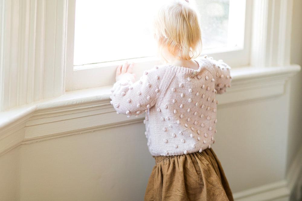 Look We're Loving (Mama & Little Edition): PomPom Sweaters | Design Confetti