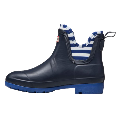 Kids' Ankle Rain Boots Navy, $25