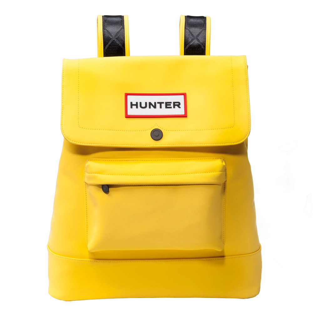 Large Backpack Yellow, $40