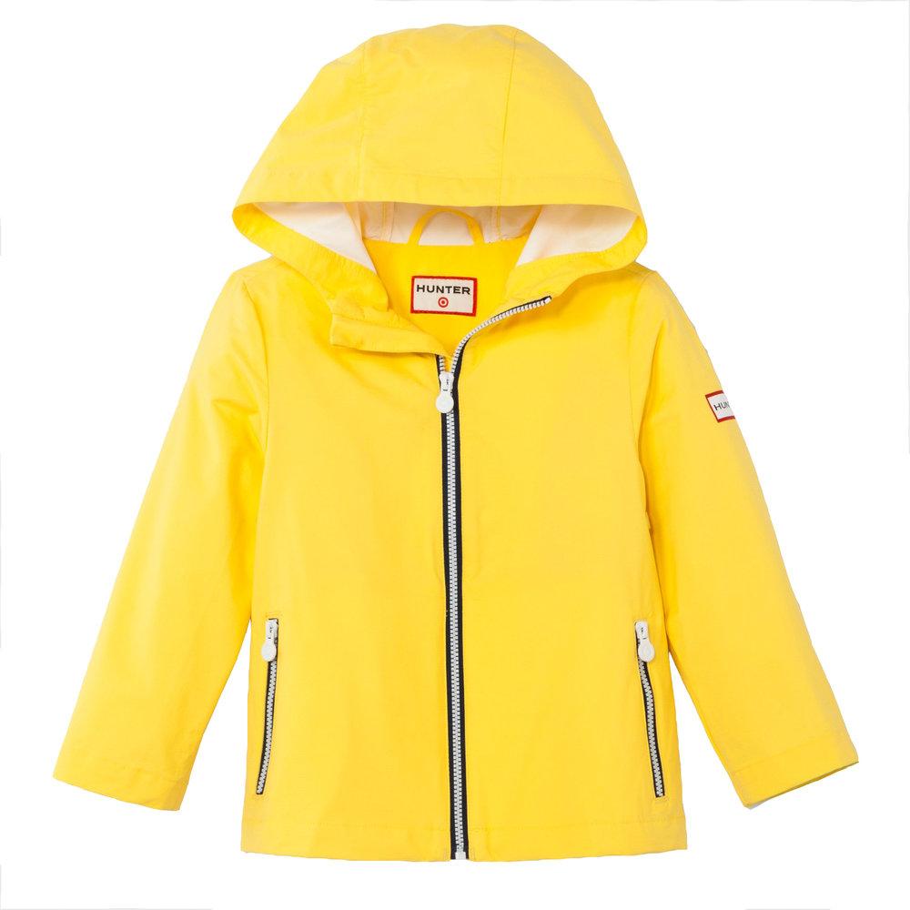 Toddler Rain Coat Yellow, $25