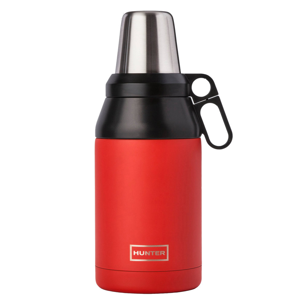 Portable Drinkware Set Red, $35