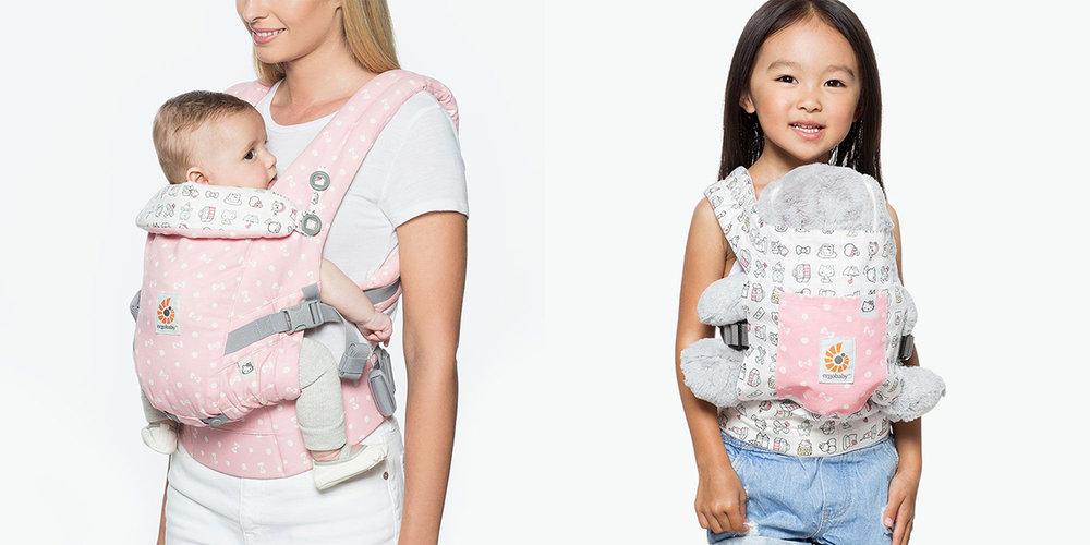 Babywearing: Mama & Little Edition | Design Confetti