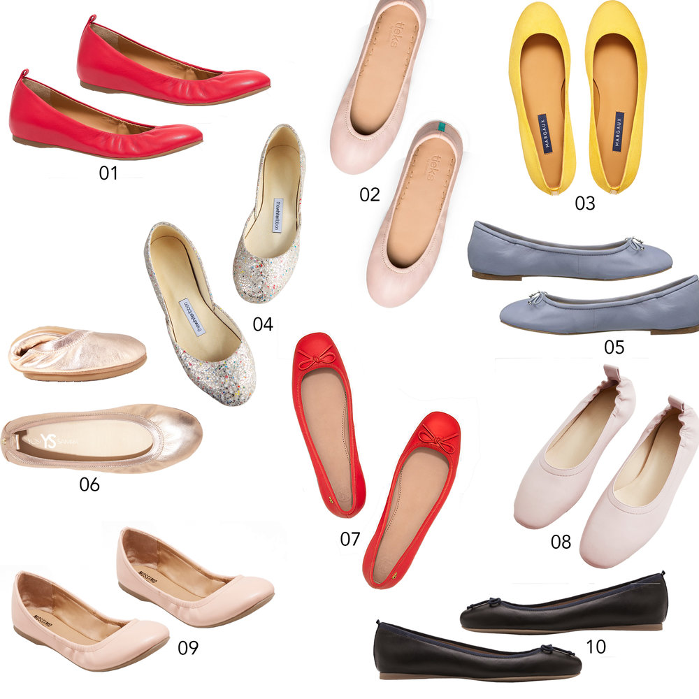 The Best Ballet Flats Under $200 | Design Confetti