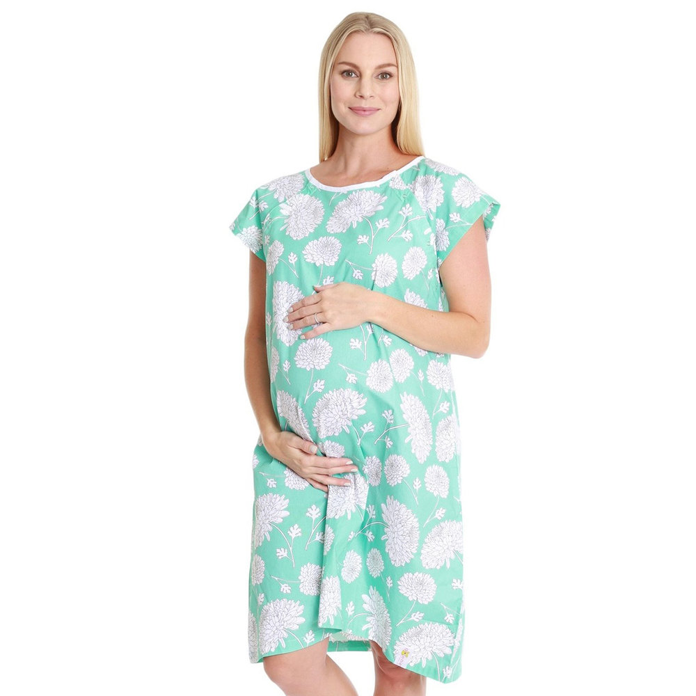 Gownies Hannah Labor & Delivery Gown,  Amazon , $30