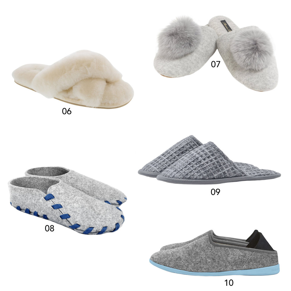 10 Modern Pairs of Slippers for an #InstaReady Loungewear Look  | Design Confetti