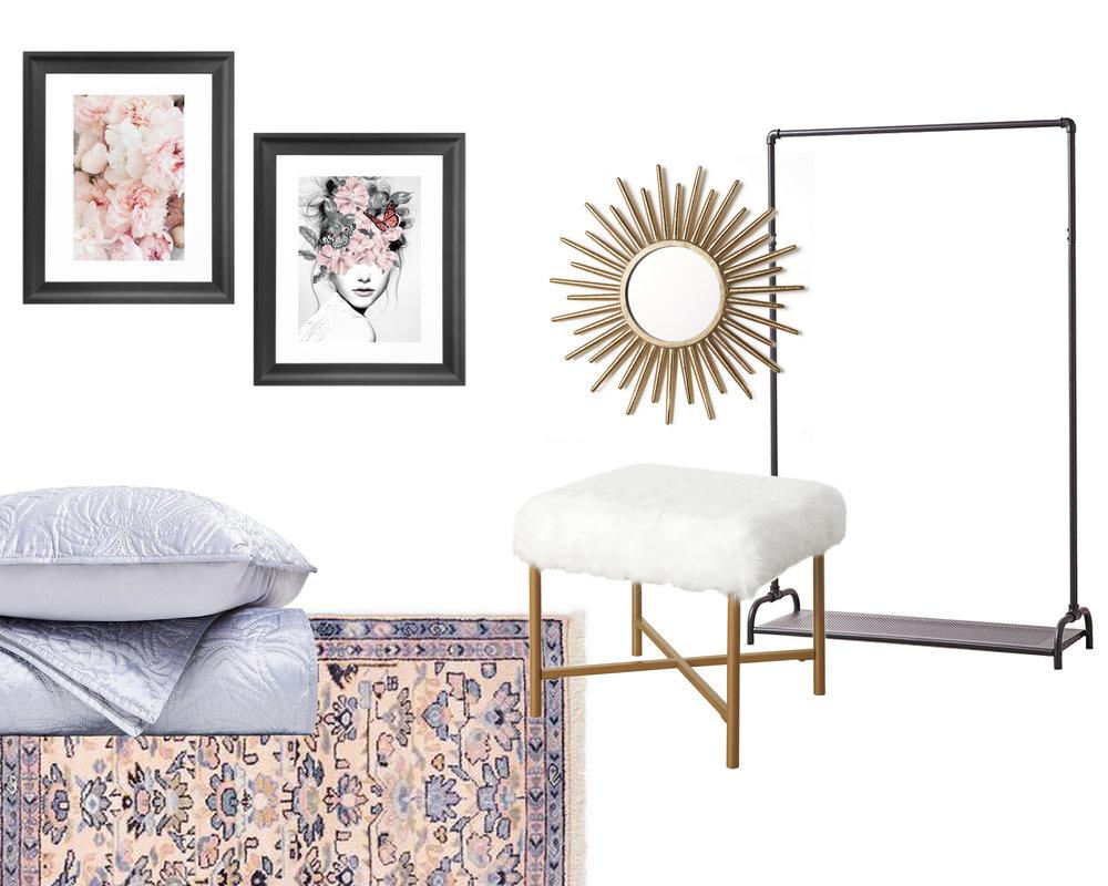 Dorm Room Decor: Fashionable Digs | Design Confetti