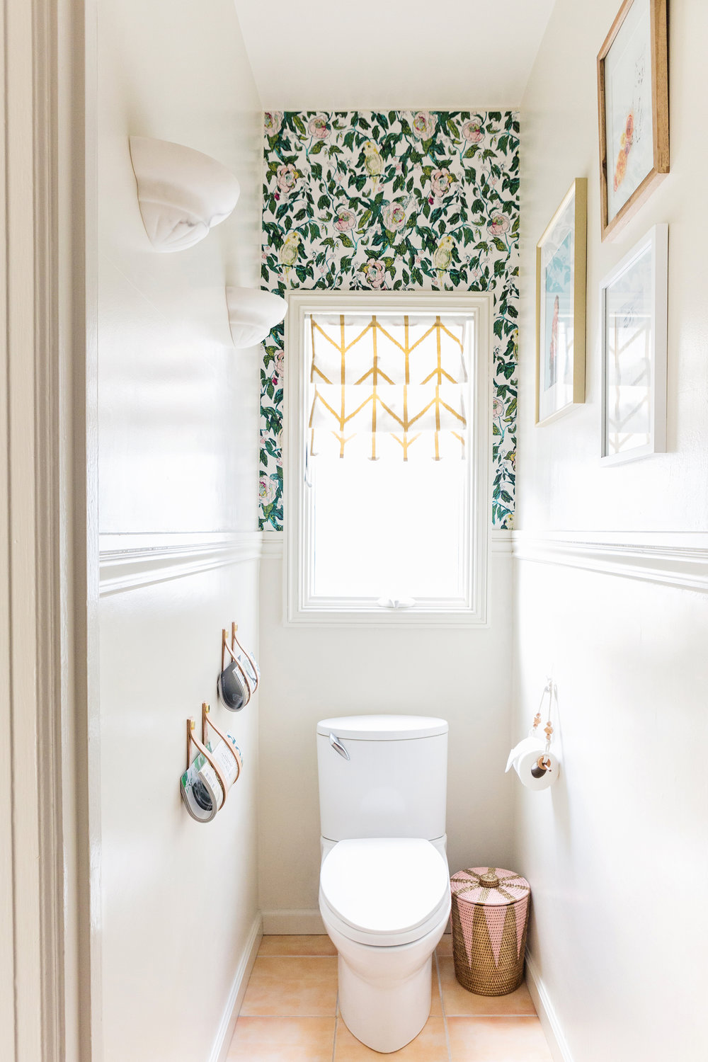Water Closet Makeover