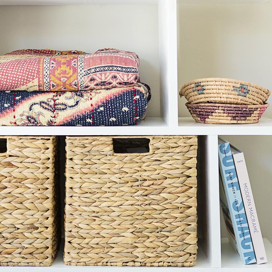 #ORC: Baby Friendly Shelves + Color Palette
