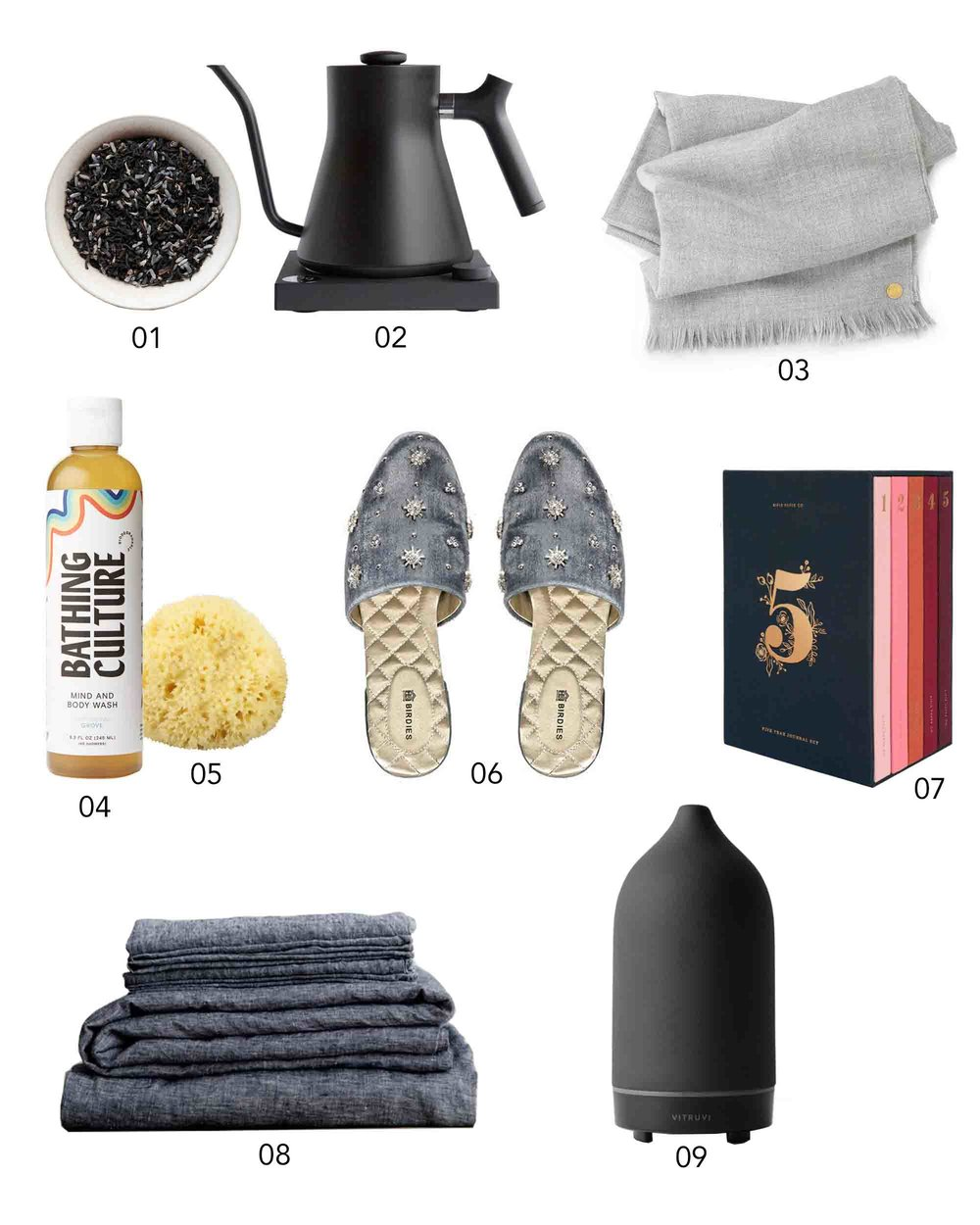 Holiday Gift Guides: The Creature of Comfort | Design Confetti