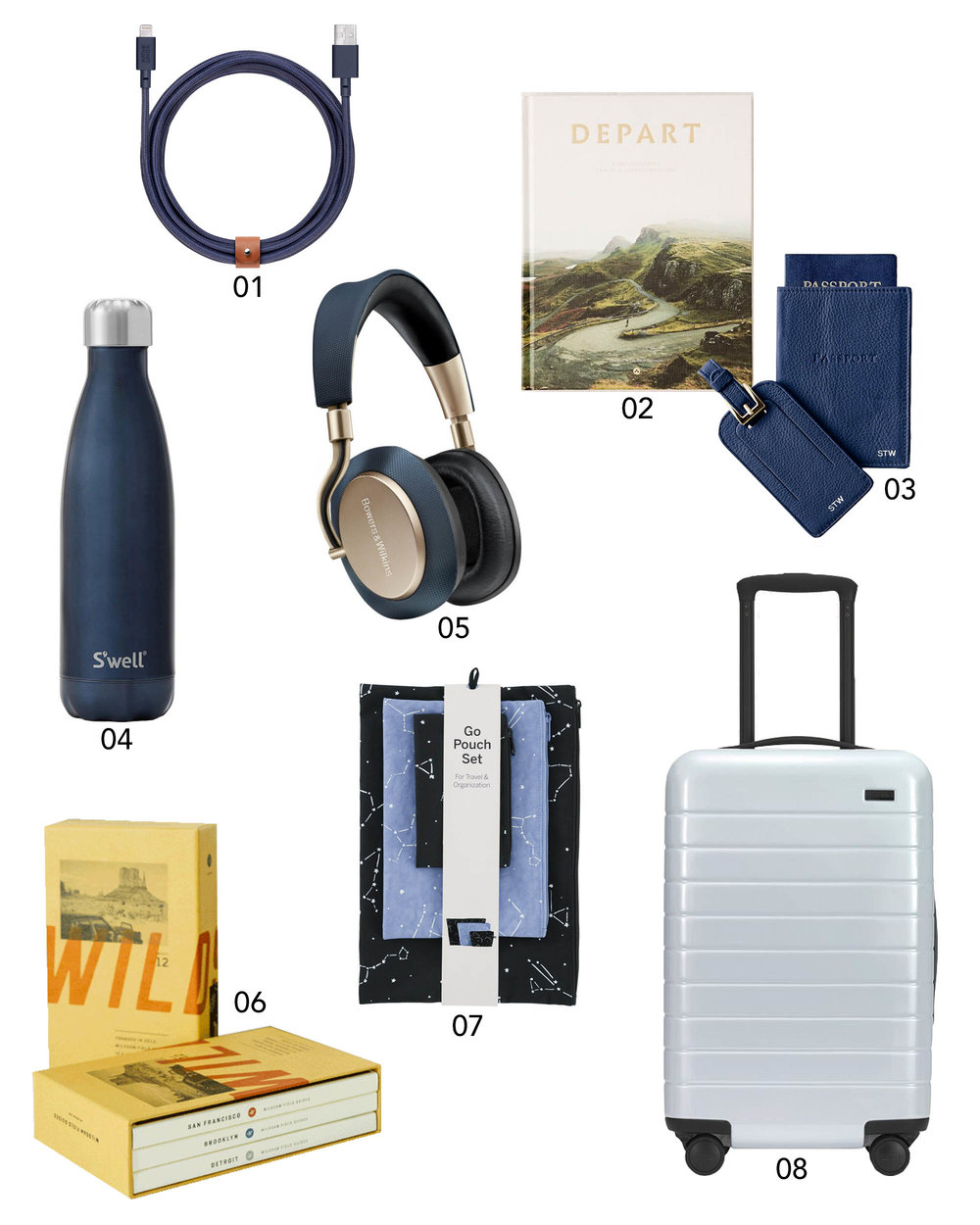 Holiday Gift Guides: The Avid Explorer | Design Confetti